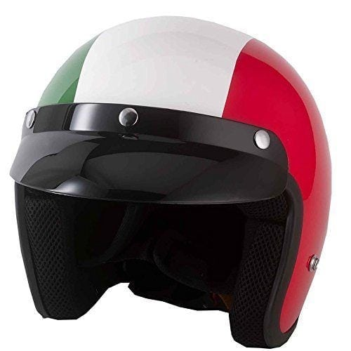 italian helmet for bikers