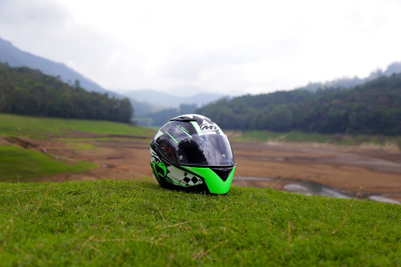 sport bike helmet